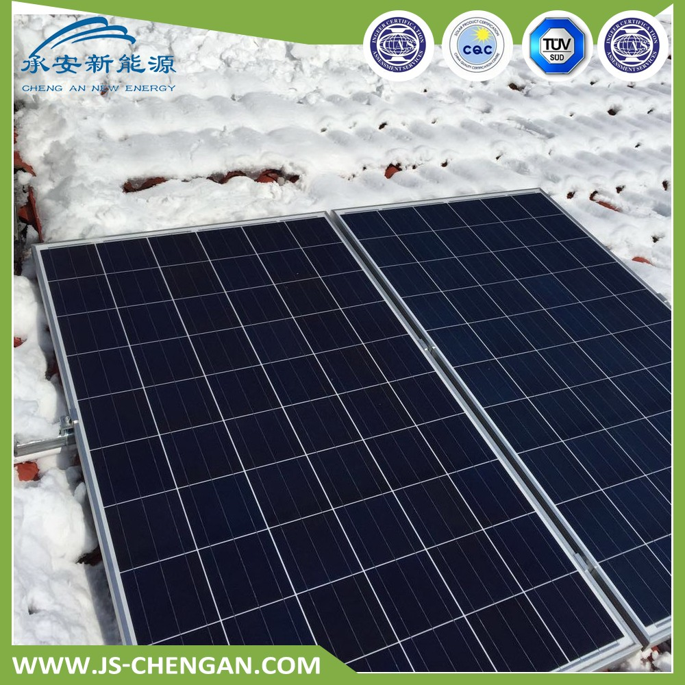 Brand New silicon wafer monocrystalline solar cell
