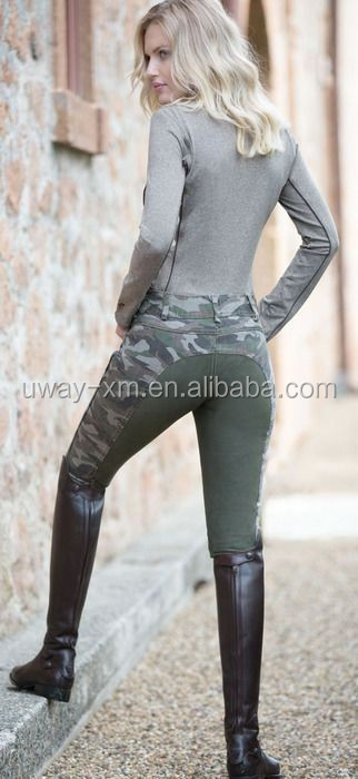 Women riding breeches