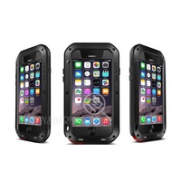 Shockproof aluminum waterproof for iphone 5 iphone5 metal case