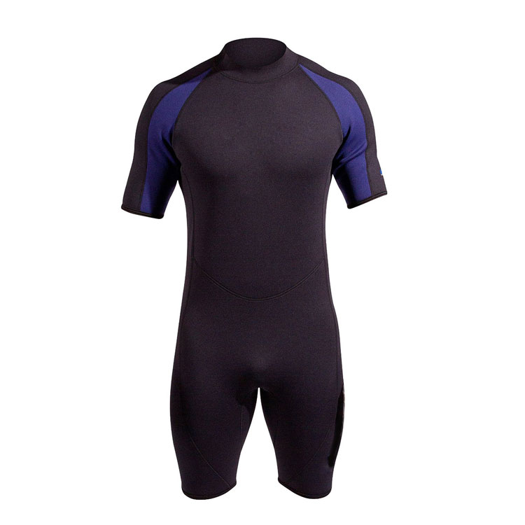 Neoprene Surfing Wetsuit Diving Suit With Zipper