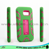 Cool anti-shock phone case for Samsung S6 G360 New dual protect phone case