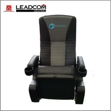 Leadcom luxury leather movie theater seat for sale (LS-8605G)