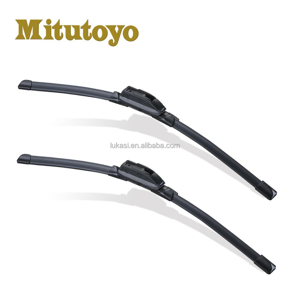 Universal <strong>U</strong>-type Car Windshield Wiper Blade High Quality Natural Rubber 12 14 16 17 18 <strong>19</strong> 20 21 22 24 26 inches