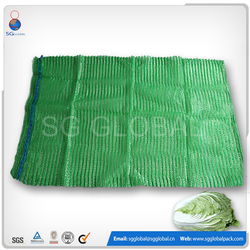 PE Leno Food Grade Small Mesh Bags From China