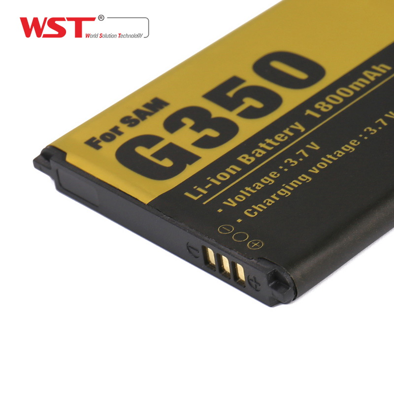 Shenzhen cheap 1800MAH Mobile Phone Battery For Sam B185BC B185BE G350 G3500 G3502 G3508 G3509 I8260 Battery