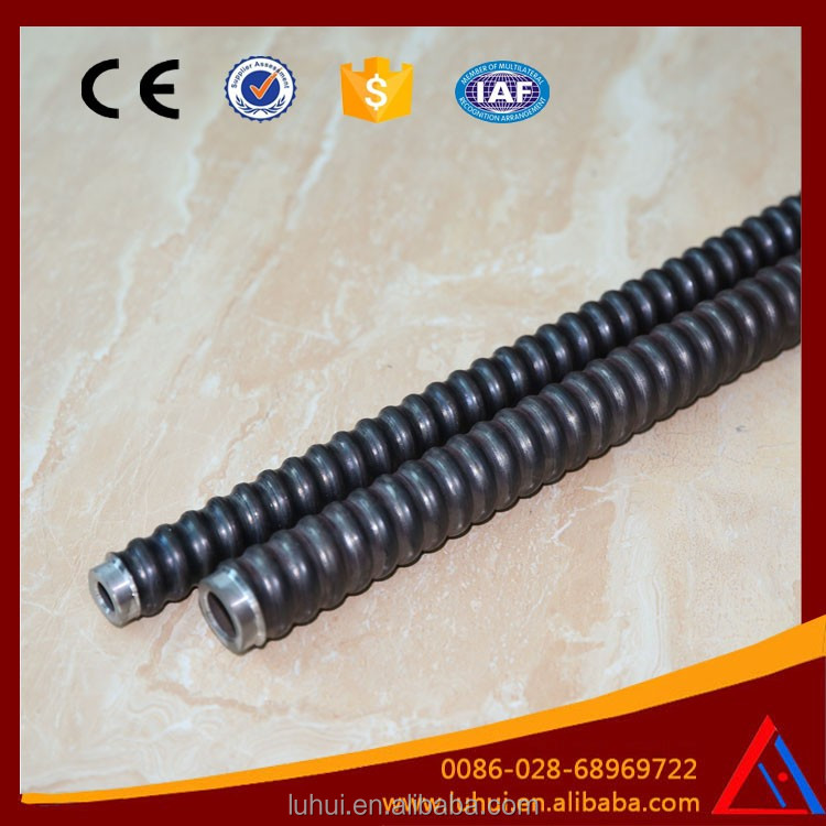 underground construction ground pole anchor for tunnle and mining