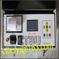 LCD type portable transformer oil testing set
