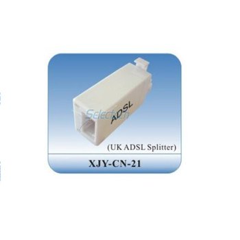 rj11 UK DSL Splitter 1Port