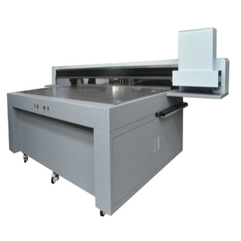 Well Designed Semi-Automatic 1500W 2.5 x1.3m UV flatbed printer high quality