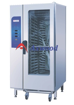 20Trays 1/1Gn 380V combi steam oven/electric baking oven/AXEWOOD combi oven