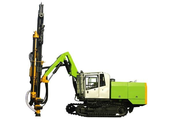 hydraulic crawler drilling machine/hydraulic rock drill