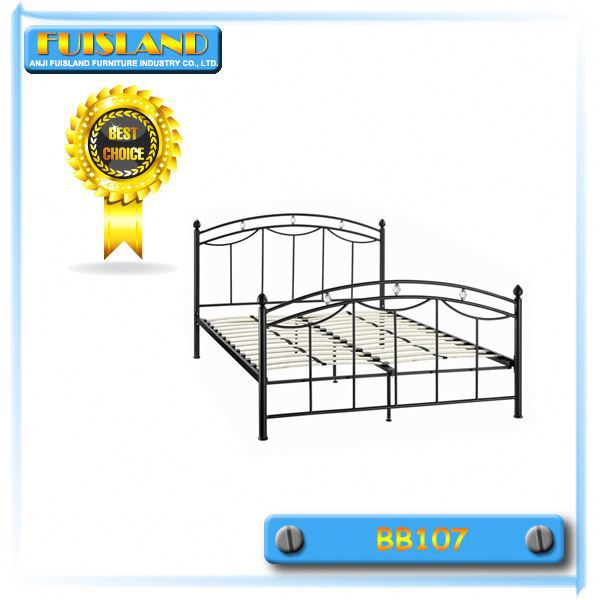 hot sale cute beds Crafted from metal tube