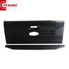 YCSUNZ Extra Cover Tail Gate Ranger T7 2015 Textured Matte Black Extra Cover Tail Gate for Ranger T6 T7 Pickup Truck