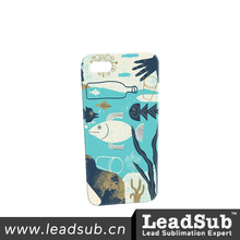 Wholesale Cheap 3d universal blank sublimation cell phone case for iphone