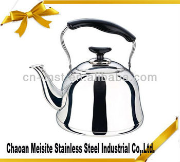 Stainless steel electrical kettle/whisting kettle/tea kettle