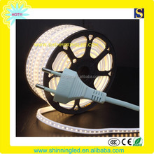 Hot sales Africa AC220v /240v smd5050 led 50m/carton flexible strip lights