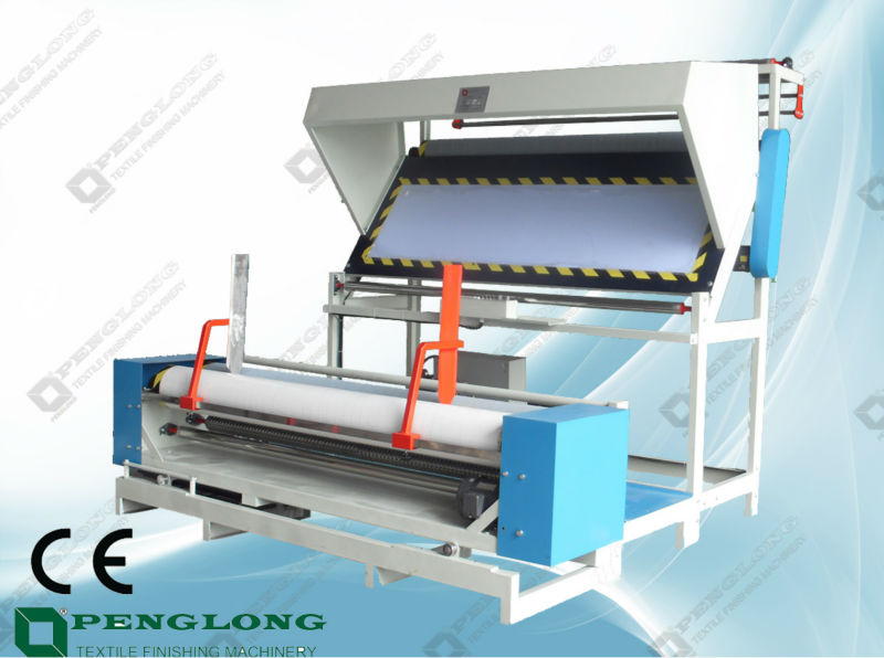 Chinese Big Batch Fabric Rolling Machine