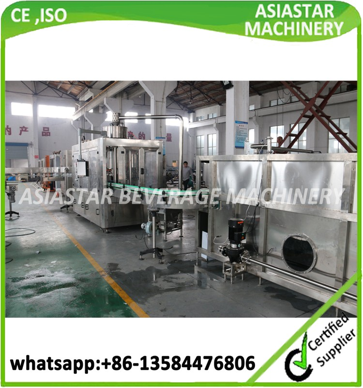 CE approved fully automatic apple juice processing plant
