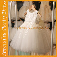 SS-028 Wholesale price baby dress new style frock design for baby girl kids frock designs
