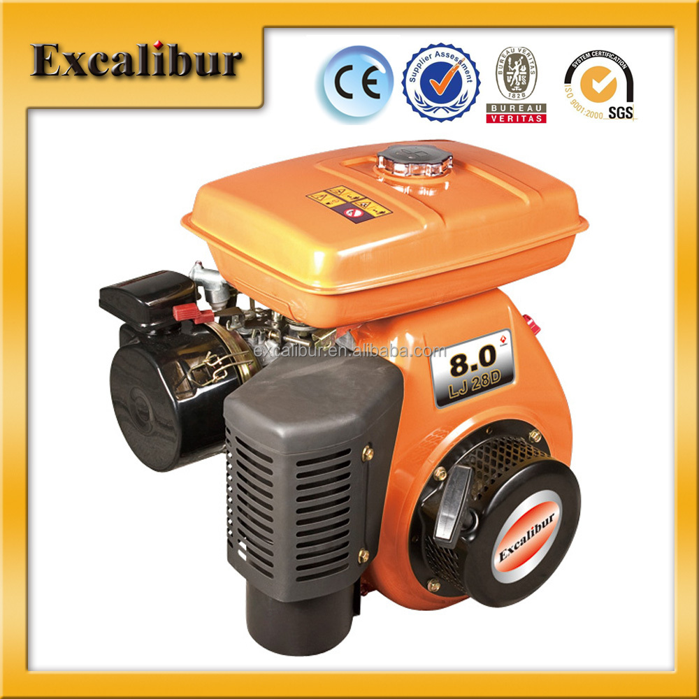 Excalibur 8HP 1Cylinder Air Cooled Petrol Engine EY28