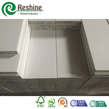 Finger Joint Wooden Rebated Door Primed flat Jambs