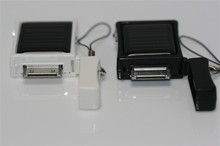 high efficiency mini portable solar charger for ipad and mobile phone