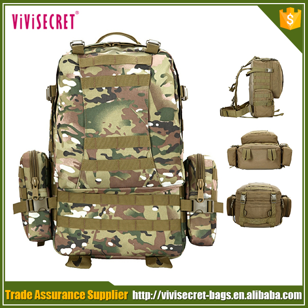 Outdoor Military Style Tactical Backpack manufacturers in Guangzhou