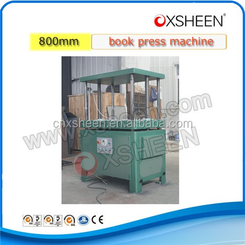 book pressing machine