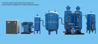 93%--95% high output oxygen plant oxygen filling station with high quality generating system