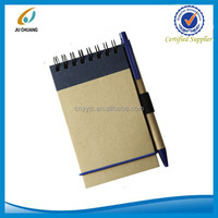Pocket Notepad with Ball-Pen
