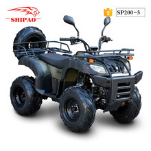 SP200-5 Shipao 2017 4*2 chain drive mini moto quad