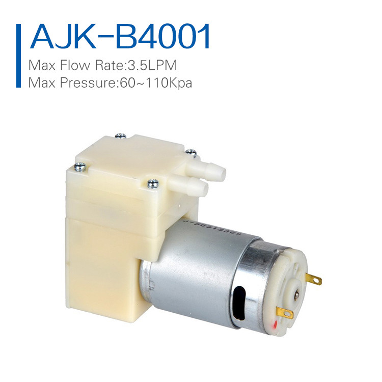 6/12/24 Volt Mini Electric Vacuum Pumps High Pressure Air Pump