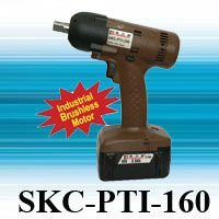 SKC-PTI-160 18V Brushless Impact Cordless Screwdriver with 3.1Ah Li-ion Battery Set