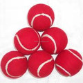 high quality colored polyester tennis ball sale