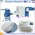 Automatic polyester pearl cotton fabric fiber recycling machine /pearl fiber opening and filling pillow machine