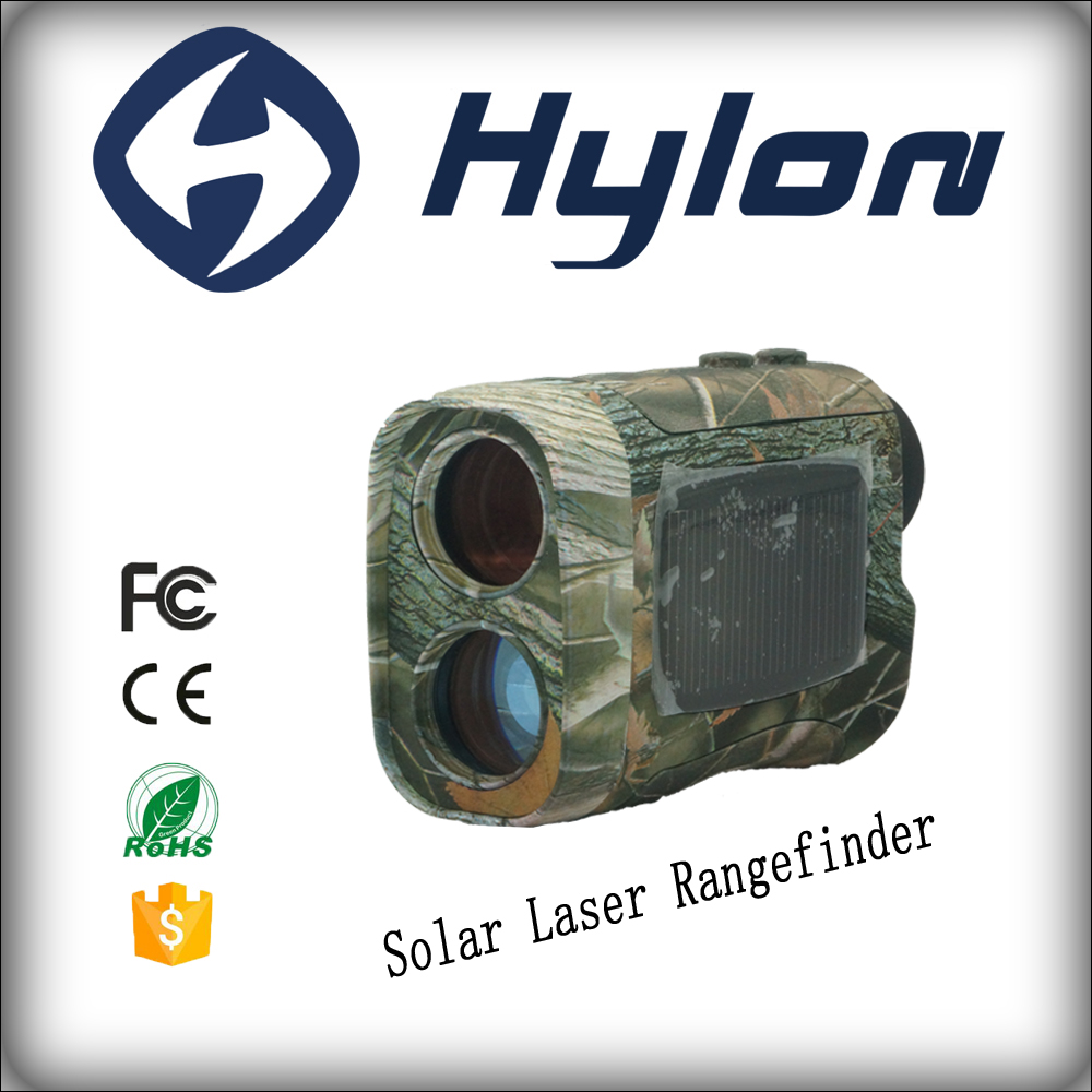 6x25 600m Solor camo angle measuring range finder