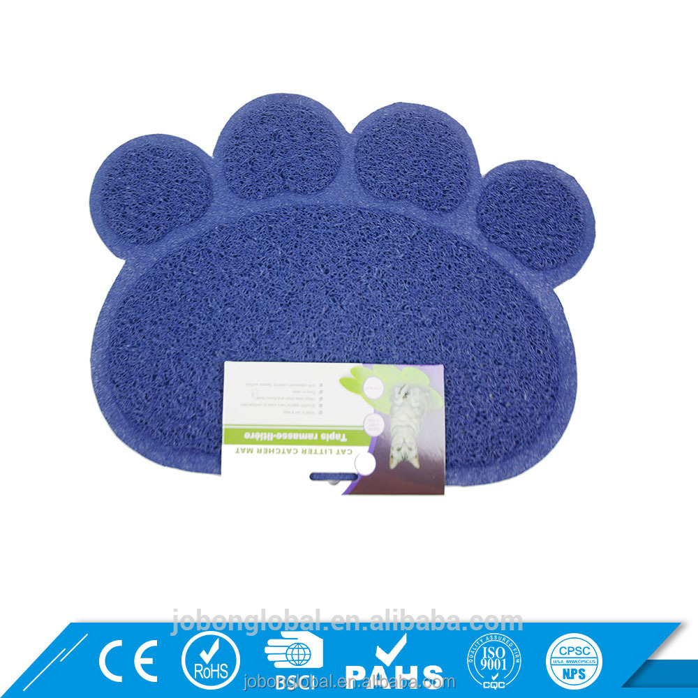 high quality dogs waterproof PVC pet food mat