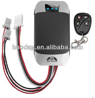 2014 New GPS303D /TK303DReal Time GSM/GPRS/GPS Tracker for Vehicle/Car/Motorcycle with free PC version tracking software