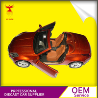 Fine workmanship small car collection model for superior quality
