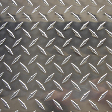 best price 1060 aluminum tread plate 5 bar diamond aluminum checker plate embossed sheet manufacturer for decoration
