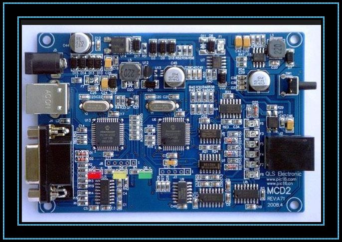the best quality hard disk pcb board
