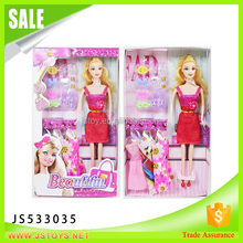 2017 new design low price doll in China