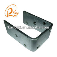 Sheet Metal U Bracket Part