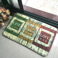 Live Laugh Love Full Print Picture Door Mats