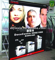 China best sales fabric pop up display stand banner