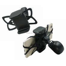 Bike Accessories Universal Motorcycle Bicycle Phone Mount 360 Rotating Bike phone holder for any Smart Phone