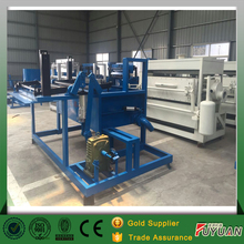 used paper as raw material egg tray making machine, brick dryer line egg tray machine