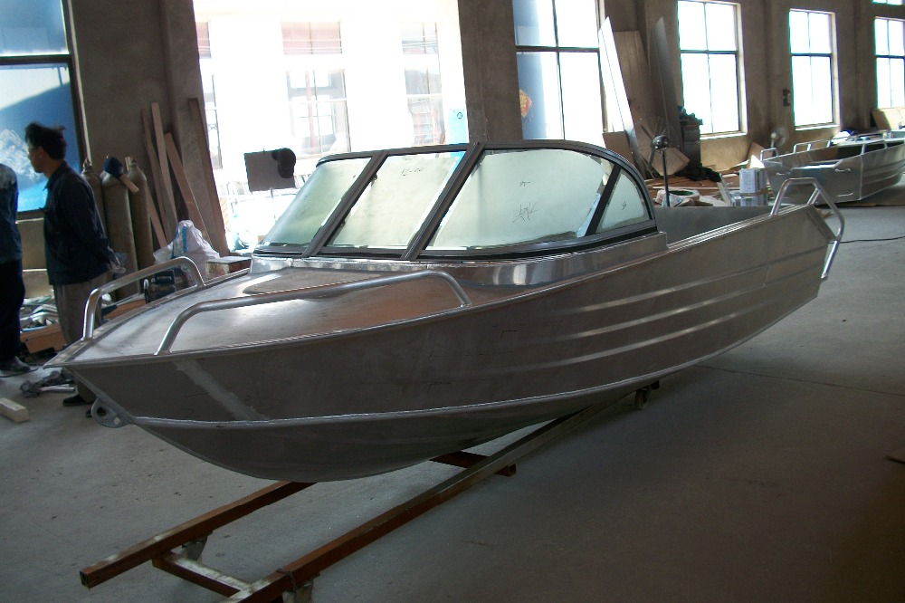 New small best price aluminum fishing boat for sale with for Fishing boat cost
