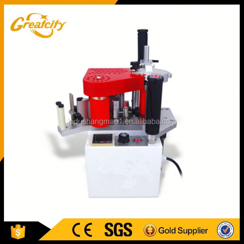 Hand held edge banding machine/portable banding machine/melamine edge banding machine
