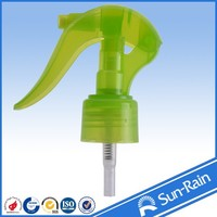 hand-held trigger sprayer